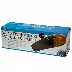 Portable Wet & Dry Handheld Vacuum Cleaner. Cars. Boats. Motor Homes.
