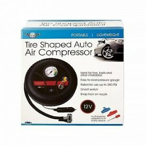 260 psi 12V Auto Tire Pump Air Compressor. Cars, Tire, Balls & all Inflatables